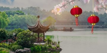 Cina in primavera